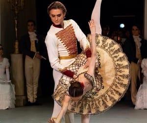 Svetlana Zakharova and Denis Rodkin at the Vaganova Ballet Academy Jubilee by La Personne Magazine
