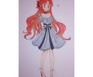 draw, gothic style, and asuna yuuki image