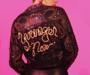 miley cyrus, wallpaper, and younger now image