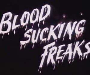 gif, freak, and blood image