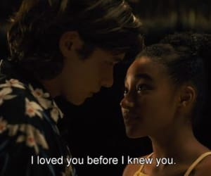 everything everything, movie, and quotes image