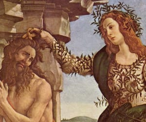 aesthetic, art, and botticelli image