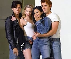 goals, squad, and riverdale image