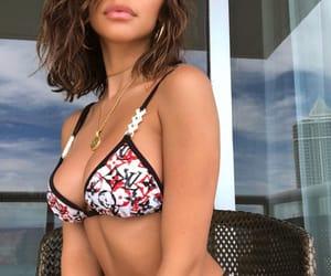 beauty, chic, and bikini image