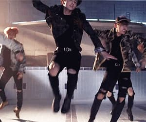 gif, bts, and dance image