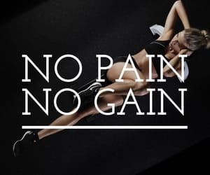 fitness, quotes, and workout image