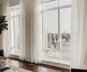 curtains, interior, and interior design image