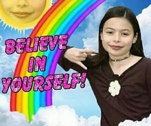 meme, funny, and icarly image