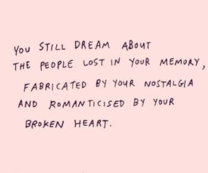 article, broken heart, and Dream image