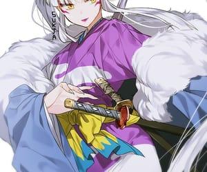 inuyasha and inukimi image