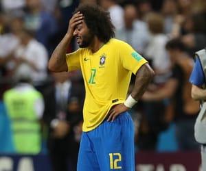 brazil, marcélo, and football image