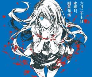 anime, anime girl, and satsuriku no tenshi image