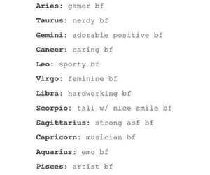 astronomy, zodiac, and zodiac signs image