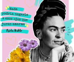 amor, frases, and Frida image