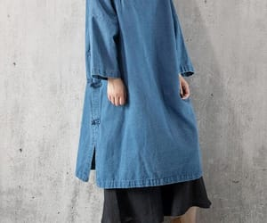 etsy, women kaftan, and large size dress image