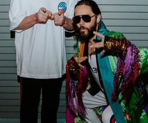 brothers, 30 seconds to mars, and jared leto image