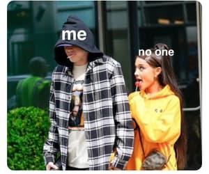 lol, meme, and ariana grande image