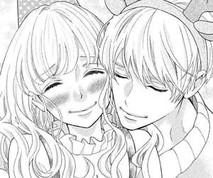 couple, sweet, and xmas image