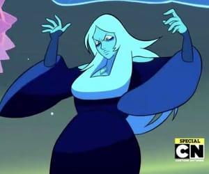 beautiful, blue, and blue diamond image