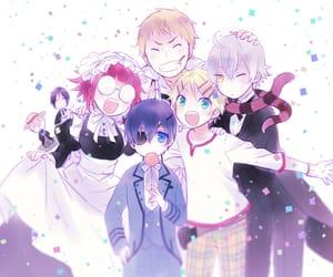anime, boy, and sebastian image