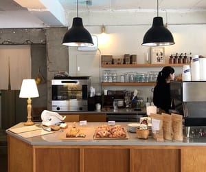 cafe, ulzzang, and coffee image