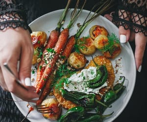 beautiful, carrot, and delicious image