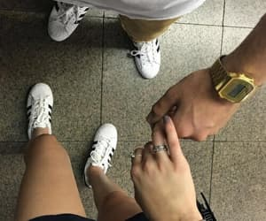 amor, goals, and shoes image