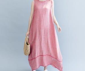 etsy, party dress, and sleeveless dress image