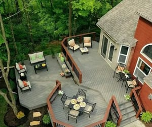 barbecue, decks, and cookout image
