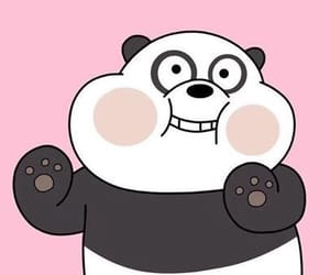 panda, wallpaper, and we bare bears image