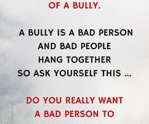 quotes, true friends, and anti bullying image