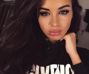 beauty, inspiration, and lips image
