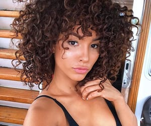Afro, beauty, and famous image
