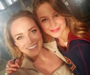 melissa benoist, Supergirl, and caity lotz image