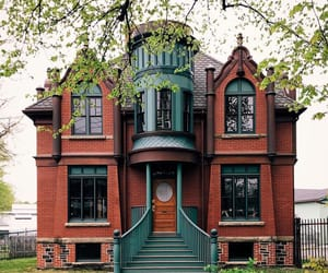 architecture, canada, and montreal image