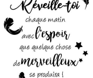 Dream, anglais, and francais image