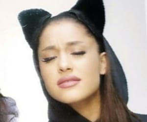 bed, cat ears, and era image