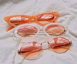 glasses, orange, and Sunny image