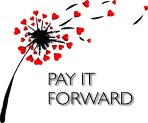 pay it forward ideas image