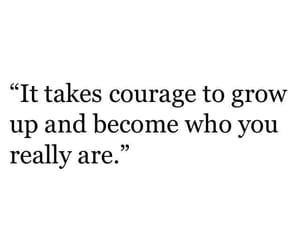 quotes, courage, and really image