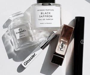 glossier, chanel, and makeup image