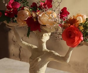 beautiful, sculpture, and dancer image