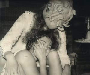 horror, a love story, and movie image