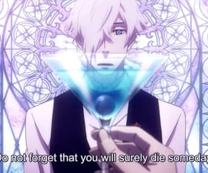 anime, quote, and death parade image
