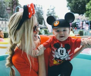 disney, cute, and mother and baby image