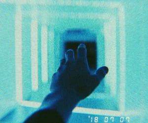 blue, grunge, and drugs image
