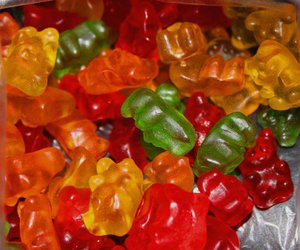candy, gummy, and bears image