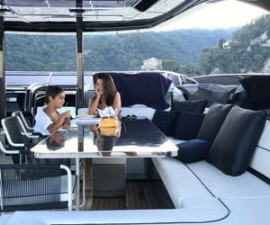 goals, italy, and yacht image