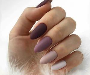 nails, beauty, and hair image