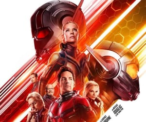 ant-man, Marvel, and poster image